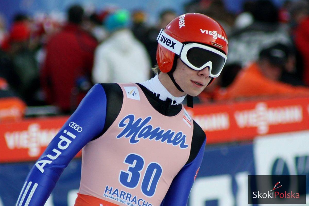 """Wellinger Andreas SFC.Harrachov.2014 fot.Julia .Piatkowska - Andreas Wellinger: """"W Falun chciałbym kontynuować to, co zakończyłem w Ałmatach"""""""
