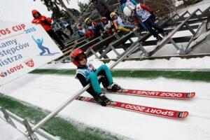 LOTOS Cup Szczyrk 2015: wiatr pozwolił tylko na skoki na HS-44