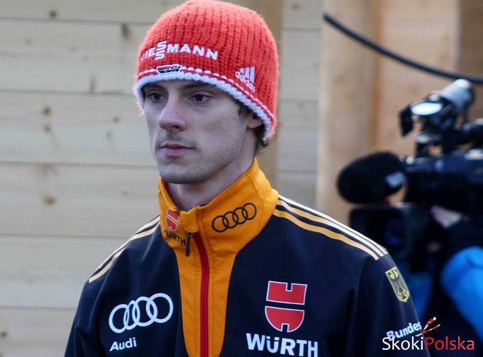 Andreas Wank, fot. SP