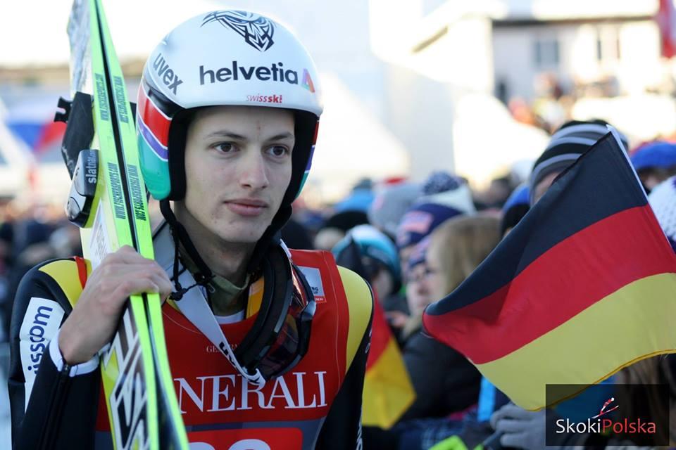 """Gregor Deschwanden w Rosji wyrównał """"życiówkę"""" - zajął 7. miejsce (fot. Julia Piątkowska)"""