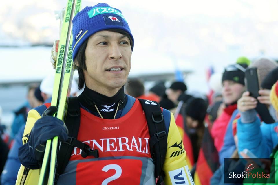 """10906390 666115940163381 8307125310810173440 n - Noriaki Kasai odebrał Medal Holmenkollen: """"Chcę wygrać w Oslo"""""""