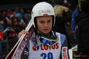 FIS Cup Kuopio: Jan Ziobro liderem po pierwszej serii!