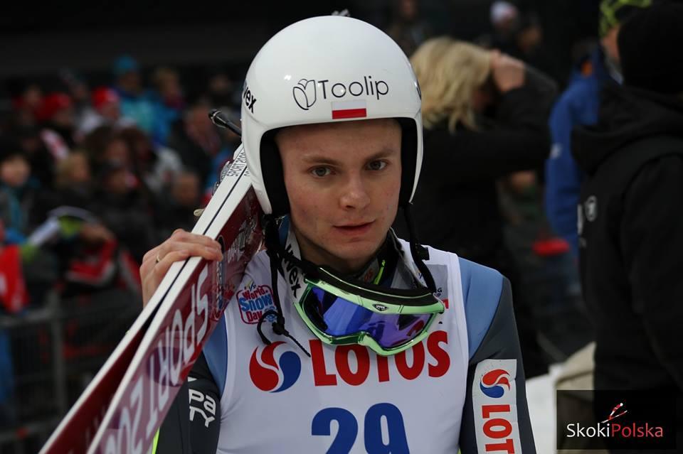 10929970 676763225765319 7511420844351899933 n - FIS Cup Kuopio: Jan Ziobro liderem po pierwszej serii!
