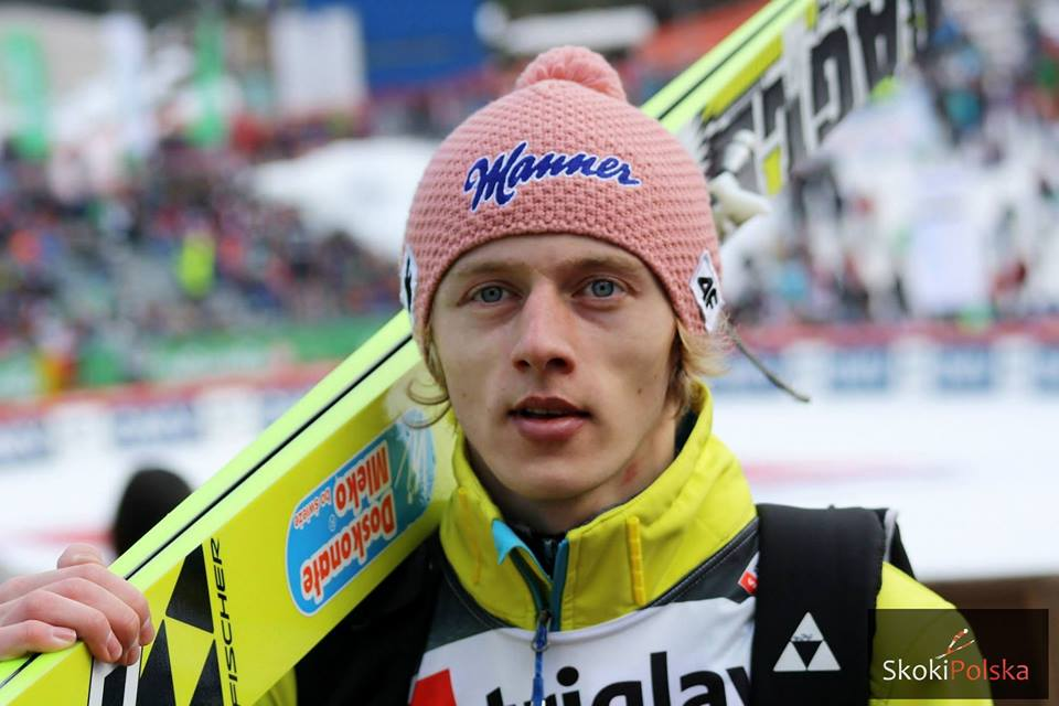 Dawid Kubacki, fot. Julia Piątkowska