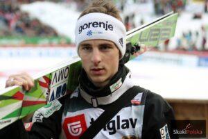 Jaka Hvala odwiesza narty na kołek!