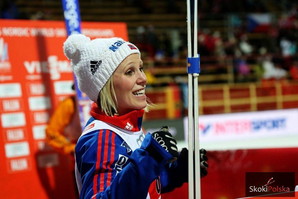 Line Jahr mistrzynią Norwegii