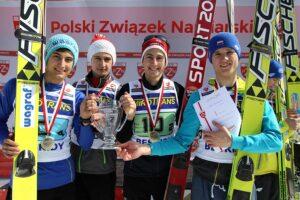 Read more about the article MP Zakopane: AZS Zakopane drużynowym mistrzem Polski