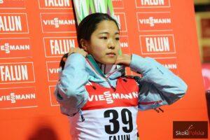 PŚ Pań Lillehammer: Oficjalny trening dla Takanashi, Polki daleko
