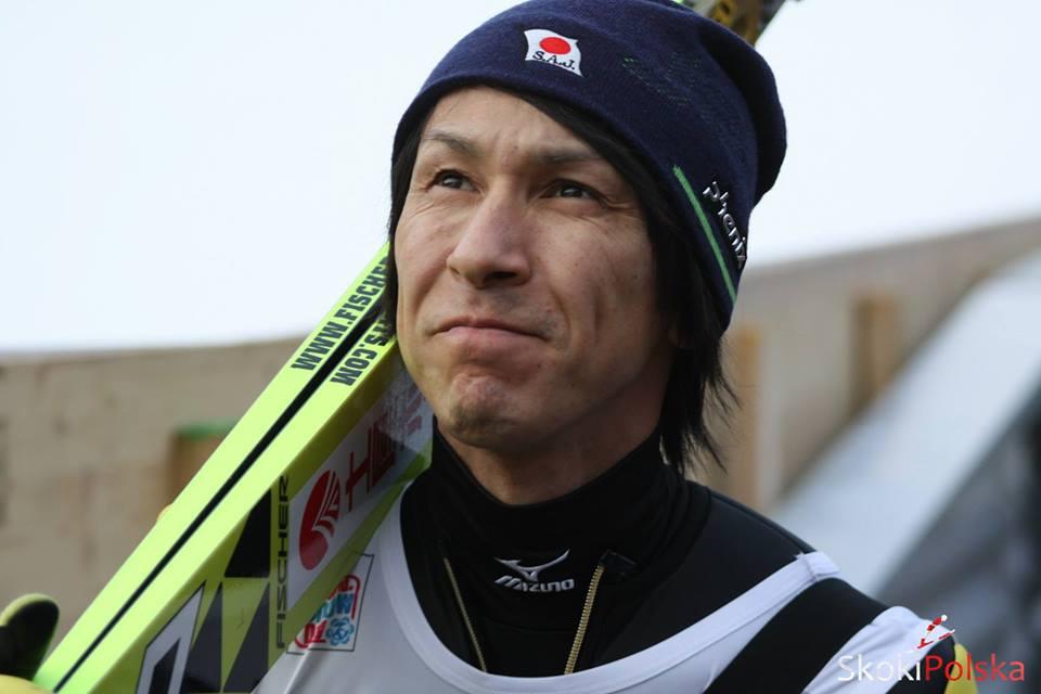 Noriaki Kasai (fot. Julia Piątkowska)