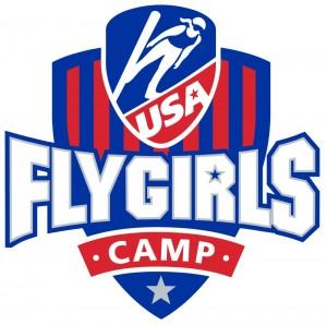 """Logo programu """"Fly Girls"""""""