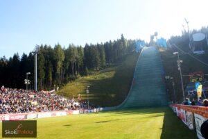 Letnia Grand Prix bez zawodów w Klingenthal !