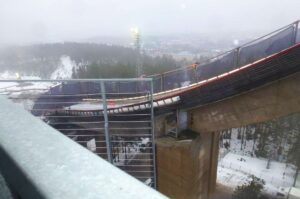 Lahti Salpausselkae rozbieg fot.Tuija .Hankkila 300x199 - Przygotowania do Mistrzostw Świata w Lahti zgodnie z planem