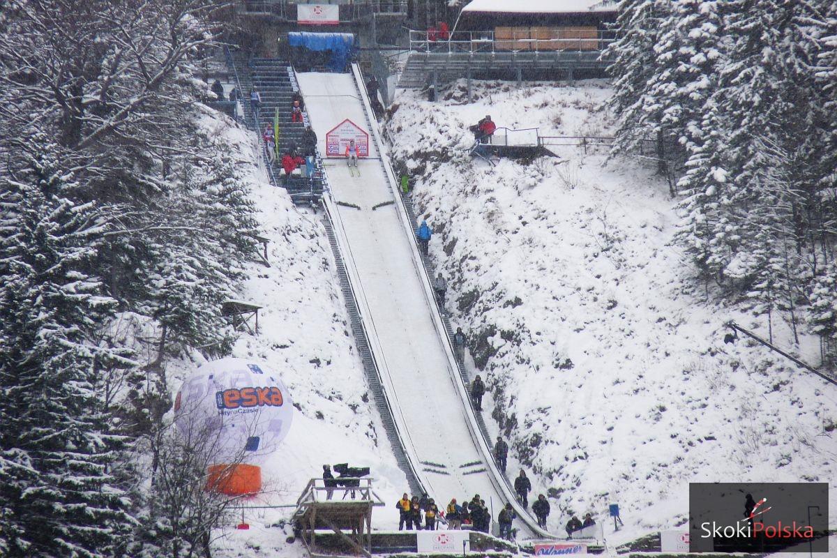 Zakopane Wielka.Krokiew rozbieg B.Leja  - Już dziś FIS Cup w Zakopanem (program, lista startowa treningów)