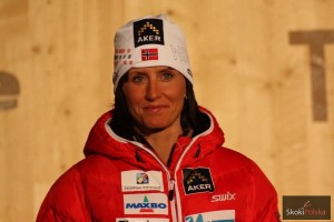 Marit Bjoergen, fot. Julia Piątkowska