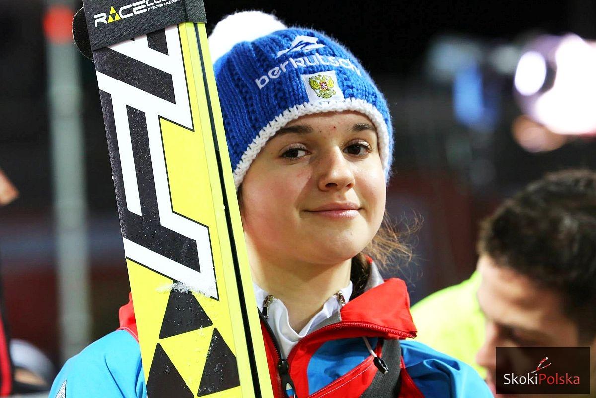 Sofia Tikhonova - mistrzyni świata juniorek, fot. Julia Piątkowska