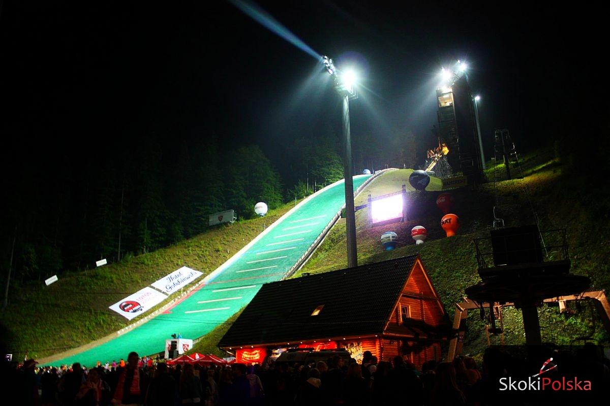 Letni Puchar Kontynentalny - Wisła 2016