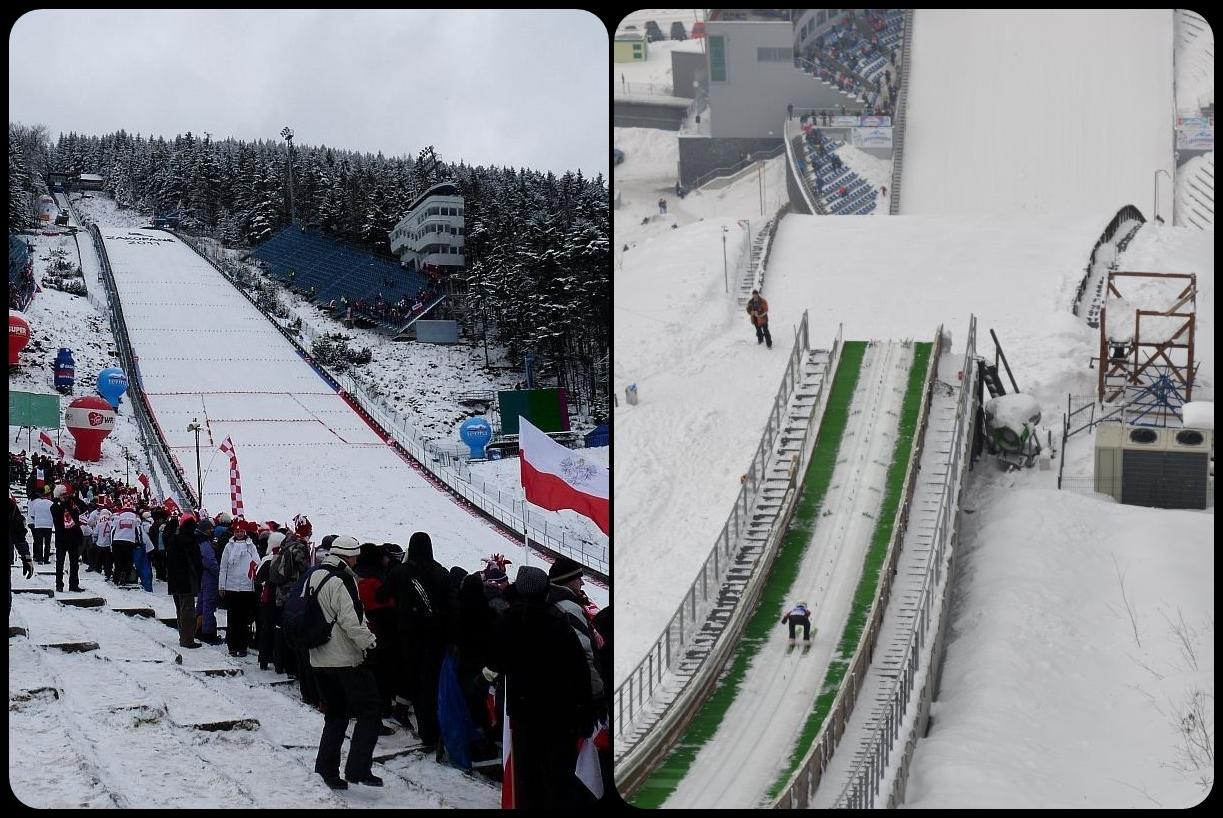 Zakopane.Wisla  - Trzy konkursy Pucharu Świata w Polsce w sezonie 2017/2018