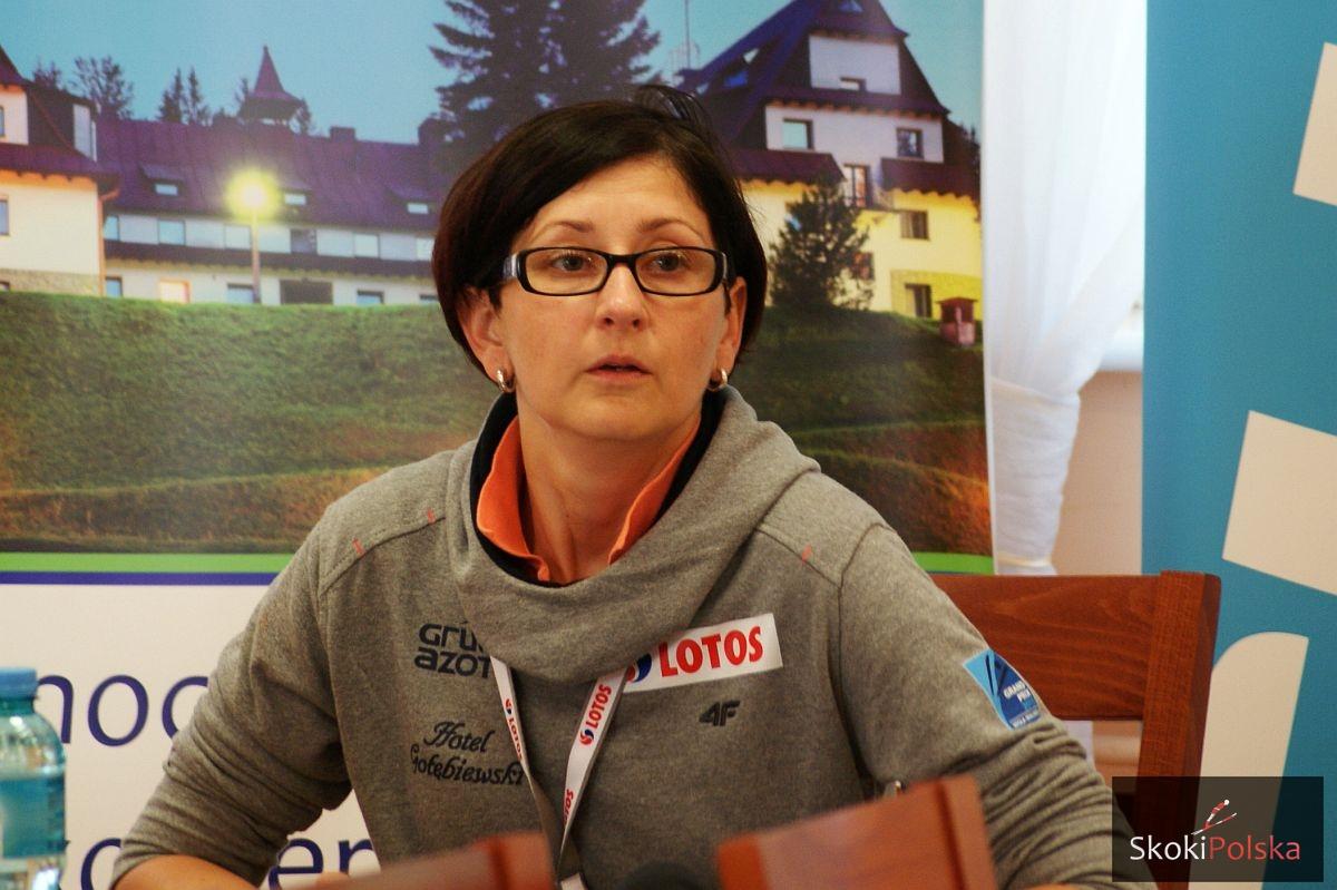 Baczkowska Agnieszka FIS fot.Bartosz.Leja  - Agnieszka Baczkowska o nowych przepisach kontroli kombinezonów