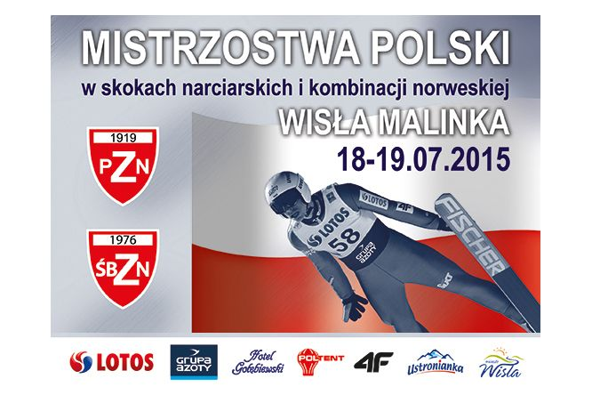 Mistrzostwa.Polski.Wisla .lato .2015 plakat - Już dziś Mistrzostwa Polski w Wiśle (lista startowa, program)