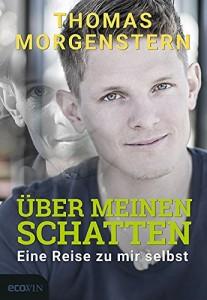 """Okładka książki Thomasa Morgensterna """"Über meinen Schatten: Eine Reise zu mir selbst"""""""
