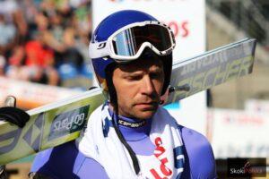 Uraz Ahonena, Fin odpuszcza kwalifikacje w Hinterzarten