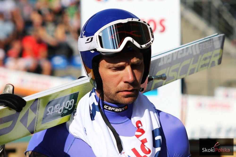 Read more about the article Uraz Ahonena, Fin odpuszcza kwalifikacje w Hinterzarten
