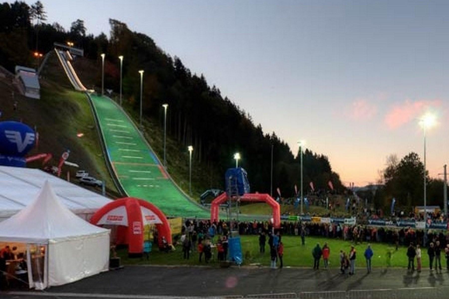 FIS Grand Prix - Hinzenbach 2016