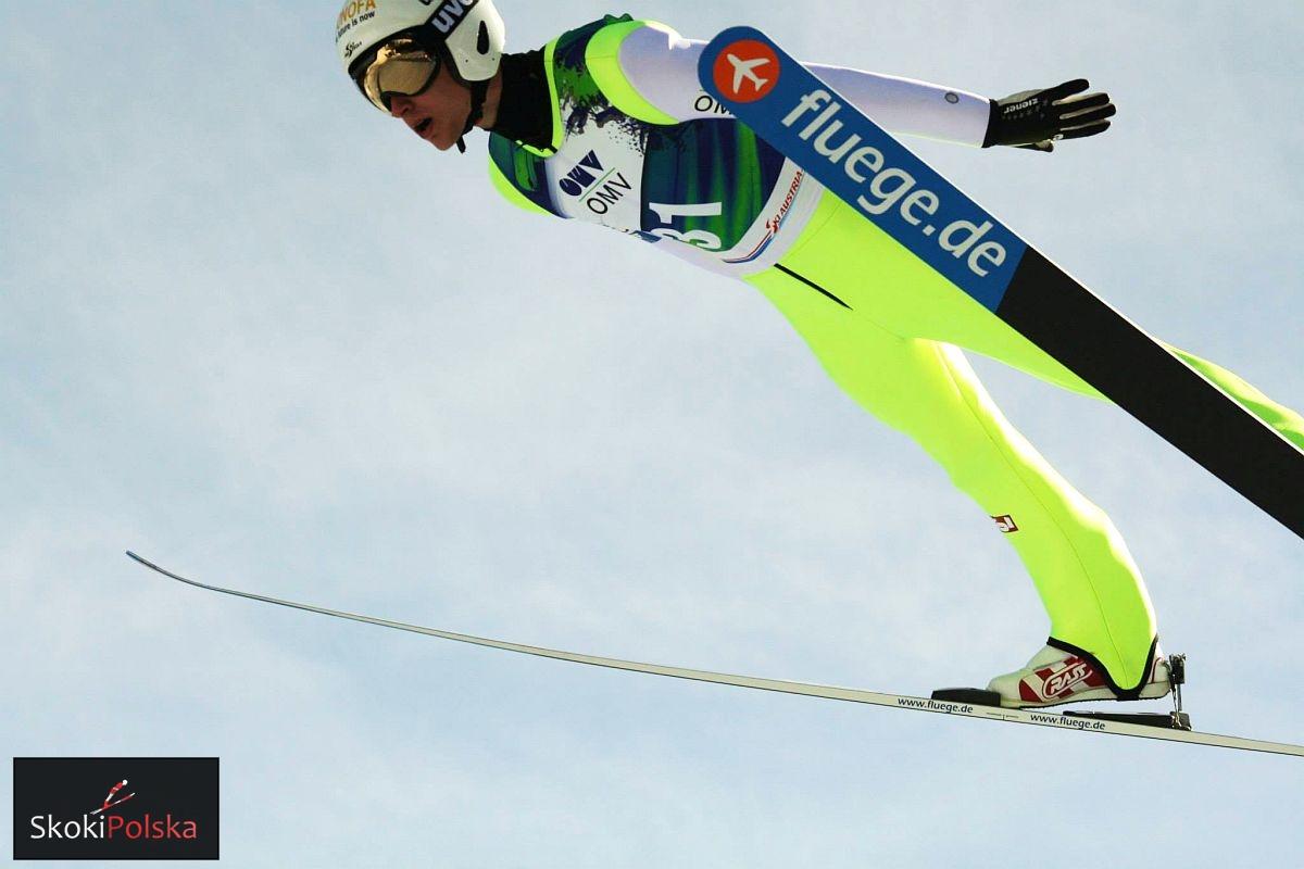 Altenburger Florian CoC.Seefeld.2014 fot.Julia .Piatkowska - FIS Cup Kuopio: Treningi dla Altenburgera, przeciętni Polacy
