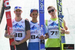 FIS Cup Szczyrk: Dublet Drehera, Artur Kukuła znów trzeci!