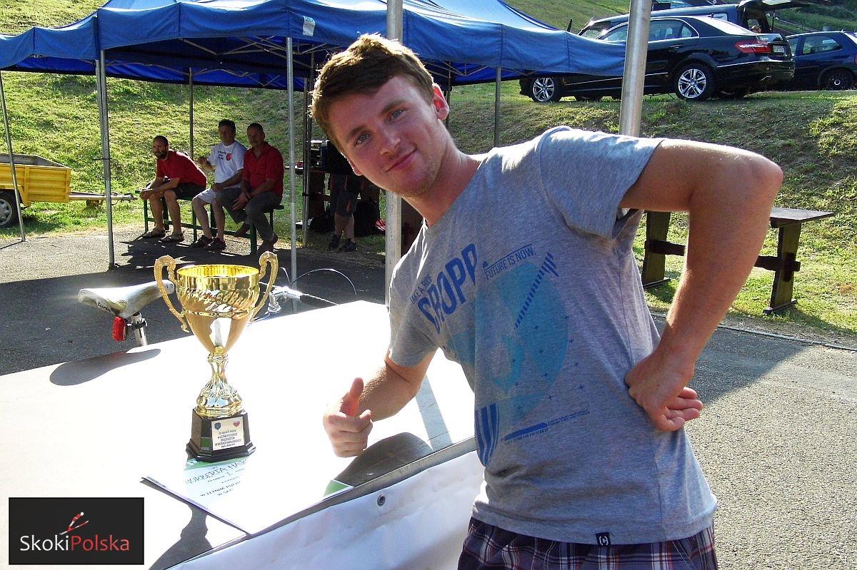 Zagórz: Norbert Harsche i Lilia Romaniuk triumfują w Pucharze Bieszczadów