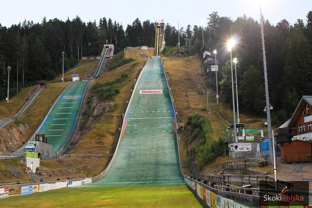 Hinterzarten Adler-Skistadion, fot. Maria Grzywa