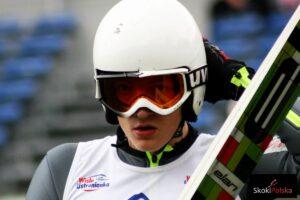 """Janota Konrad FIS.Cup .Szczyrk.2014 fot.Julia .Piatkowska 300x200 - Konrad Janota z poważną kontuzją: """"Do zimy trudno będzie wrócić na skocznię"""""""