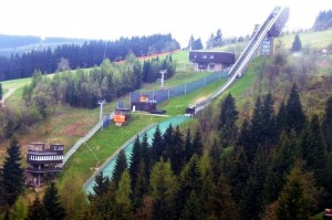 Oberwiesenthal - 'Fichtelbergschanze' (fot. skisprungschanzen.com)