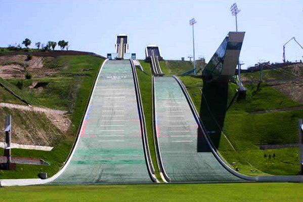 Almaty Gornej.Gigant Sunkar.International.Ski .Jumping.Complex fot.skijumping.ru  - LGP Pań Ałmaty - w sobotę przedostatni konkurs cyklu (relacja live)