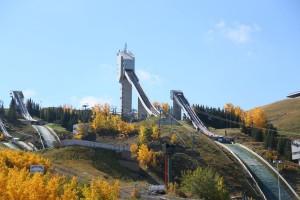 Calgary - 'Canada Olympic Park', fot. Tom Reid / skijumpingcanada.com