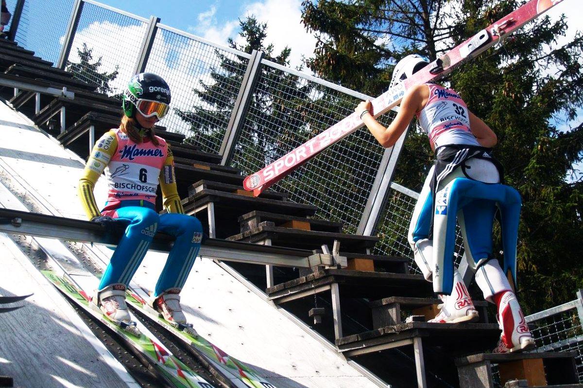 Alpen Cup Pań: Dwa zwycięstwa i rekord skoczni Niki Kriznar w Einsiedeln
