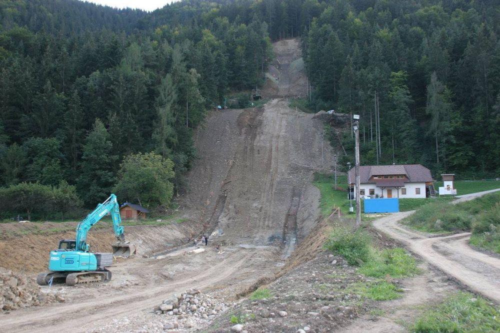Ljubno - 'Logarska Dolina', fot. Ljubno FIS Ski Jumping World Cup Ladies / Facebook.com