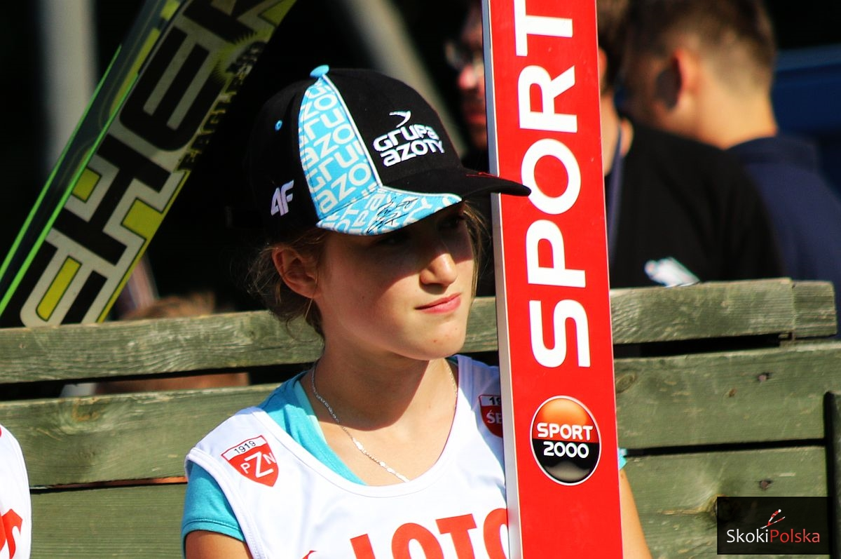 "Rajda Kinga FIS.Cup .Szczyrk.2015 2 fot.Julia .Piatkowska - FIS Cup Rasnov: Zwycięstwo Haralambie, Rajda liderką ""generalki""!"