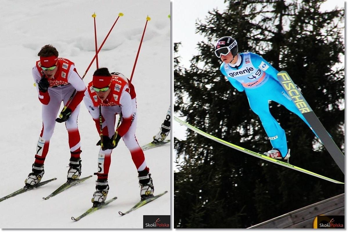 bieg narciarski kombinacja norweska fot.Julia .Piatkowska1 - Ranking sportów zimowych, czy skoki narciarskie są najtrudniejsze?