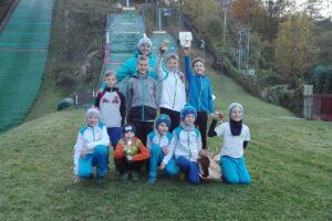 Młodzi Polacy walczyli w Mistrzostwach Słowacji, Cienciała znów na podium