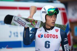 Kenshiro Ito mistrzem Japonii na normalnej skoczni