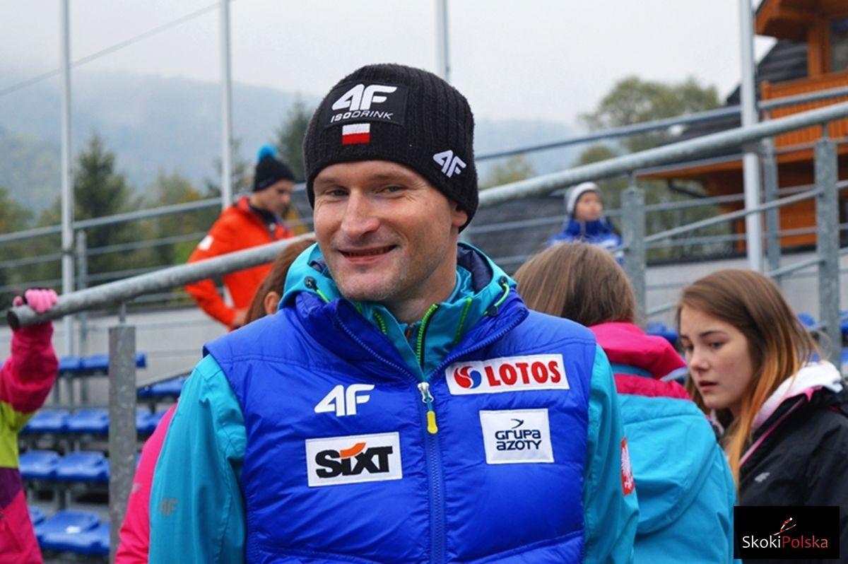 Maciusiak Maciej LMP.Szczyrk.2015 fot.Kasia .Nowak  - Skoczkowie spoza kadr pojadą na FIS Cup do Villach, wraca Łukasz Rutkowski!