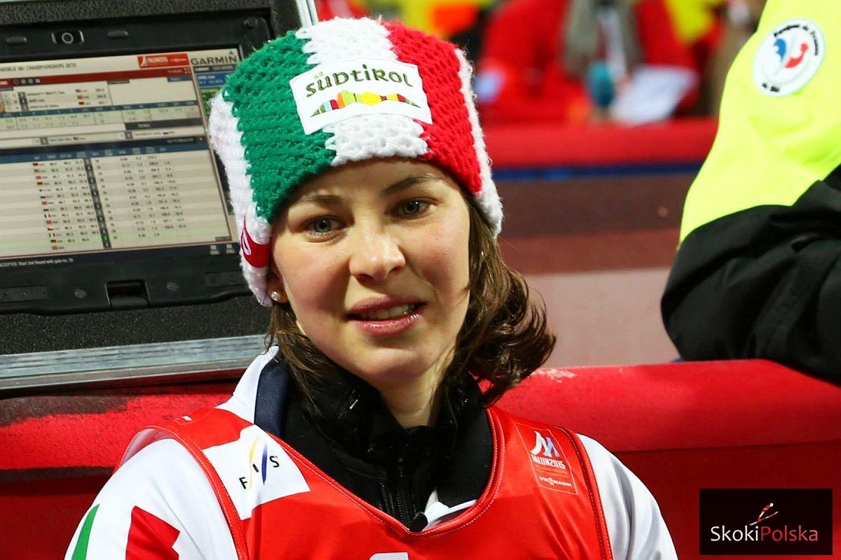 Elena Runggaldier, fot. Julia Piątkowska
