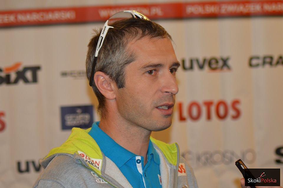 Łukasz Kruczek (fot. Bartosz Leja)