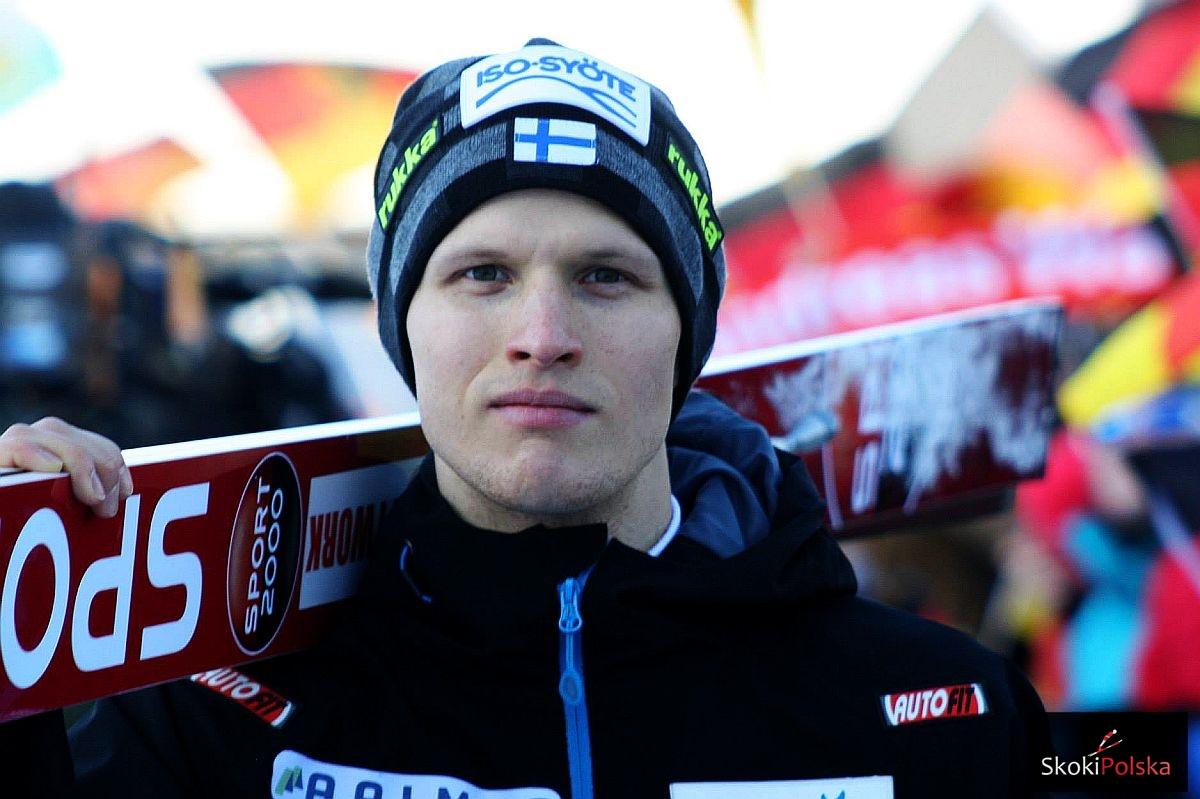 Lauri Asikainen - najlepszy z Finów zeszłej zimy (fot. Julia Piątkowska)