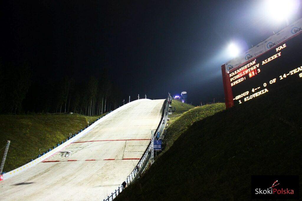 Tydzień do rozpoczęcia Pucharu Świata w Klingenthal