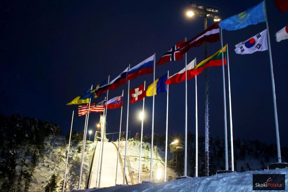 Kuusamo Flagi - Finowie bez Pucharu Świata? Wiatr zwiał Kuusamo i Kuopio