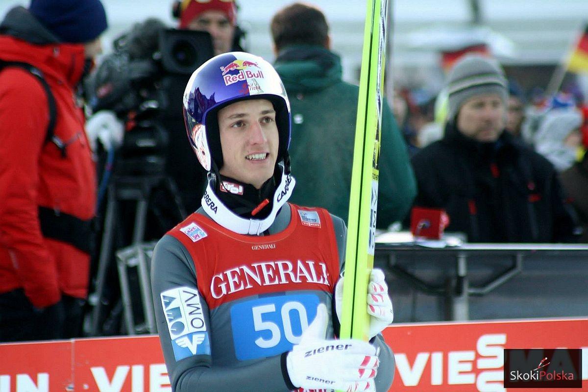 Schlierenzauer Gregor TCS.Ga Pa.2015 2 fot.Julia .Piatkowska - Schlierenzauer jednak w składzie na Turniej Czterech Skoczni!