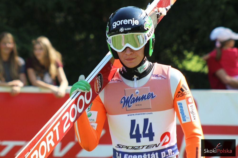 Anze Lanisek (fot. Julia Piątkowska)