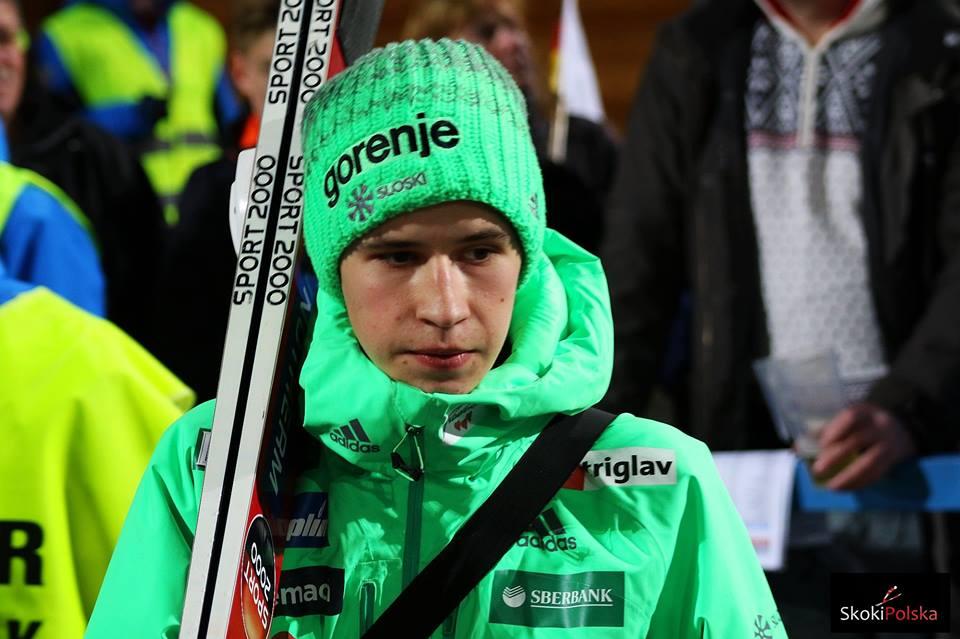 """Bartol Tilen TCS.Oberstdorf.2015 fot.Julia .Piatkowska - PK Planica: Bartol zdecydowanym liderem, Wolny w czołowej """"10"""""""